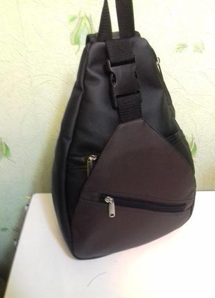 Рюкзак на одно плече