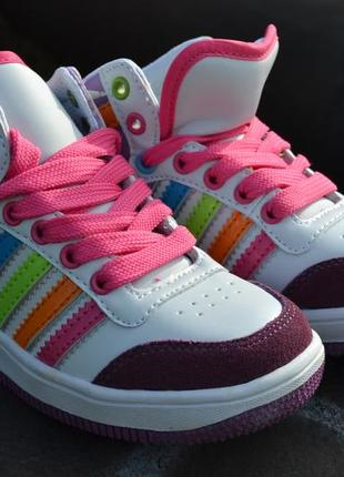 Детские кроссовки для девочек