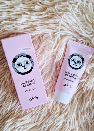 Корейский bb-крем dark panda skin79