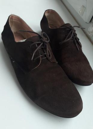 Жіночі туфлі оксфорди