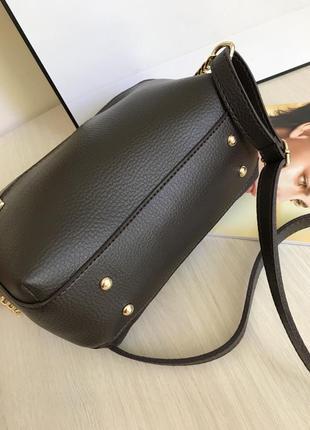 Роскошная замшевая сумка новинка5 фото