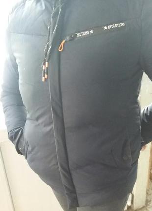 Классная зимняя курточка