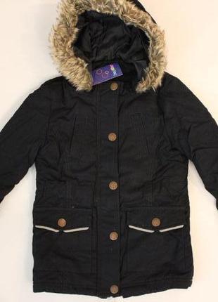 Парка куртка для девочки, lupilu, германия