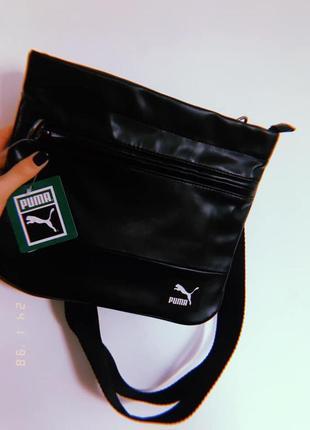 Чоловіча сумка puma orifinals flat portable