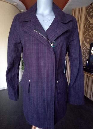 Мегаскидка!длинная новая куртка на s,m,42-46р