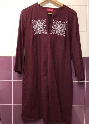 Платье вышиванка от украинского производителя