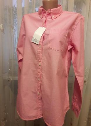 Котоновая рубашка2 фото
