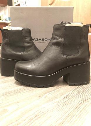 Ботинки cagabond