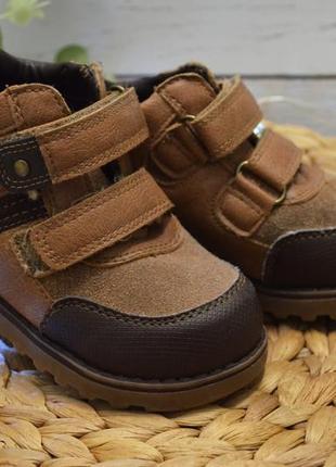 Классные ботиночки bluezoo eur 22