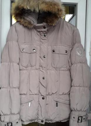 Pollgirl куртка короткая демисезон весна болоньевая синтепоновая оверсайз молния капюшон