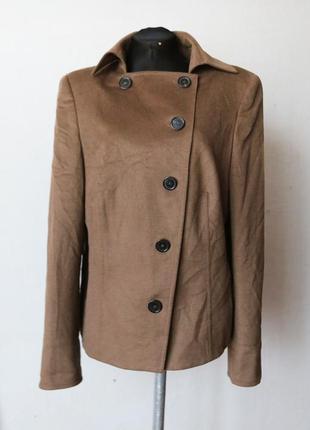 Куртка пиджак akris punto ангора шерсть