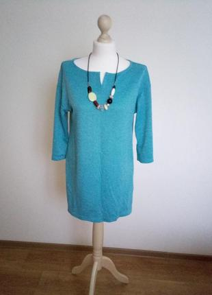 Туника, длинный свитер uniqlo