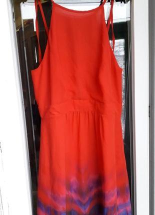 Женское definitions нарядное длинное платье сарафан повседневное шифон лето вечна осень