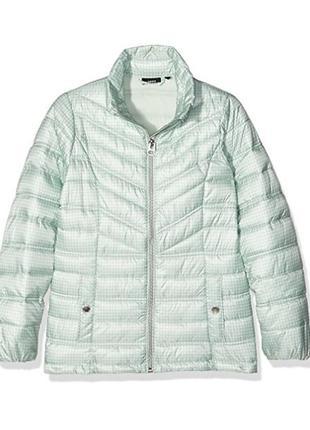 Куртка mexx мятная 146 152 демисезонная на девочку девичья салатовая детская