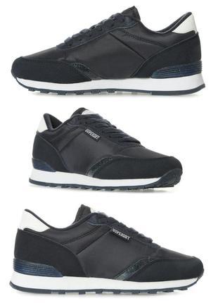Женские синие кроссовки superdry 39 размер
