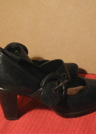 Туфли clarks кожа 36 размер