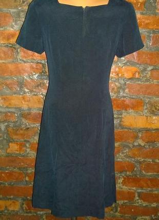 Платье футляр а-силуэта из 100% шелка austin reed2 фото
