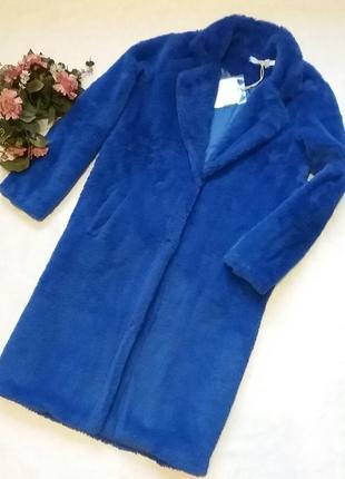 Трендовая шуба пальто  liang kela l--46 размер.