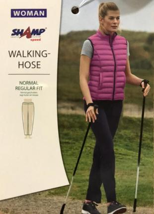 Creative fashion- пр-во германия штаны для прогулок и спорта, l-xl, новая коллекция