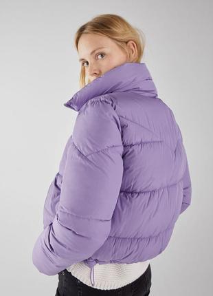 Новая куртка оверсайз bershka (xs,s,m,l)