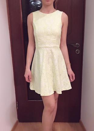 Летнее платье / летний сарафан