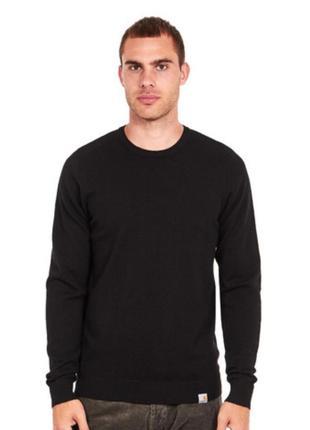 Теплый свитер carhartt