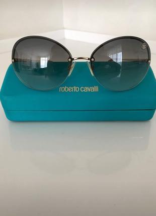 Солнцезащитные очки roberto cavalli. оригинал.