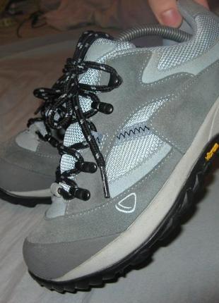 6a3d994a6dca Кроссовки ботинки brasher замша оригинал размер 37 по стельке 24 см новые