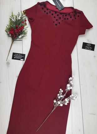 Платье миди4