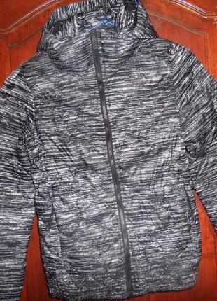 Куртка женская nike на гусином пуху1