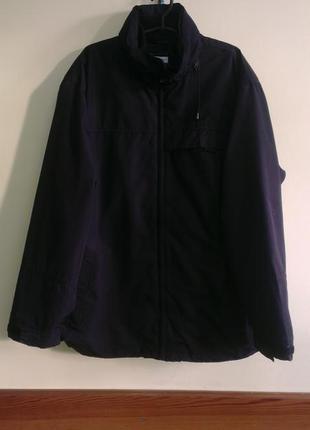 Мужская куртка c.comberti чёрная, xxl