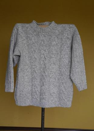 Кофта-джемпер розмір xxl tom tailor з шерстю