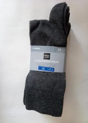 Мужские носки marks&spenser