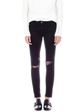 Крутые джинсы р. 34 pull&bear