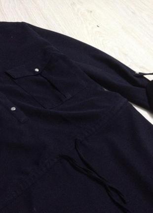 Стильное платье-рубашка от atmosphere большого размера (20)4