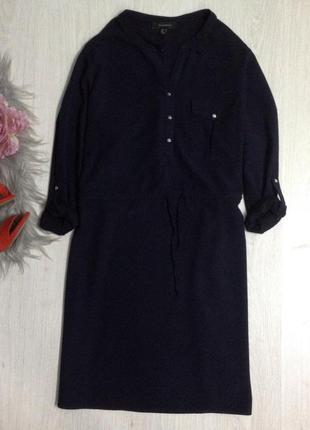 Стильное платье-рубашка от atmosphere большого размера (20)2