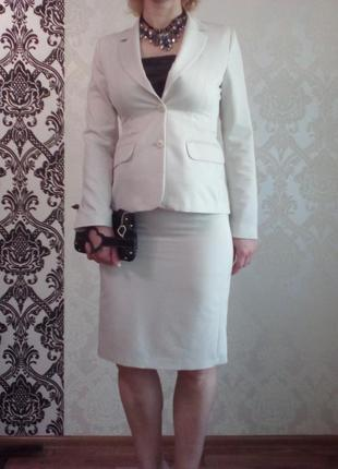 Летний офисный костюм