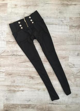 Трендовые штаншки с высокой талией