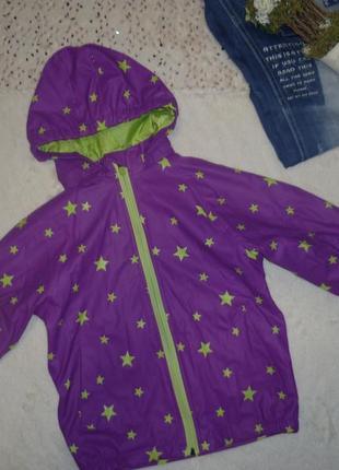 Куртка kids (р.110-116 на 5-6років) курточка дождевик німеччина