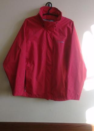 Куртка ветровка на мембране trespass, l