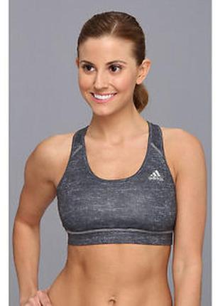 Adidas спортивный топ techfit climacool 8-10 размер . оригинал