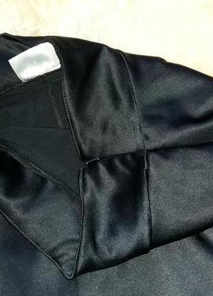 Юбка расклешенная черная2 фото
