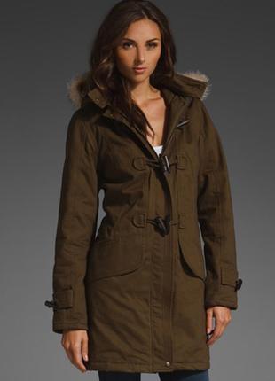 Теплая женская куртка spiewak mcelroy parka