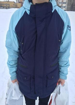 Модная курточка на зиму staff
