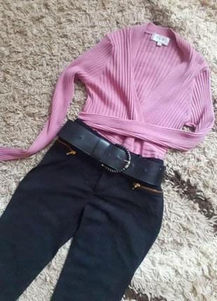 Чёрные штаны от zara