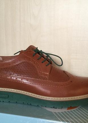 Итальянские туфли oxford