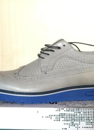 Итальянские туфли oxford.