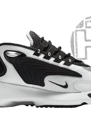 a4308e8d Мужские кроссовки nike zoom 2k black/white ao0354-100 Nike, цена ...