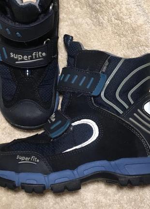 Термо ботинки сапоги super fit оригинал