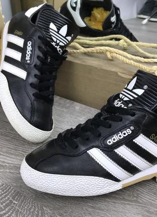 Качественные кроссовки adidas samba